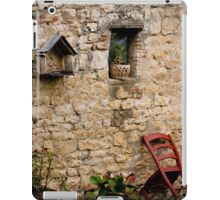 Tuscan Wall iPad Case/Skin