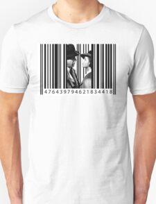 Inside a Barcode Unisex T-Shirt