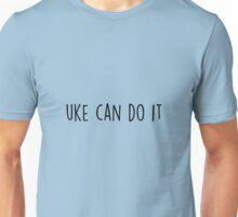 uke can do it Unisex T-Shirt