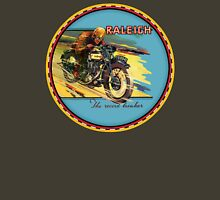 Raleigh Vintage Motorcycles T-Shirt
