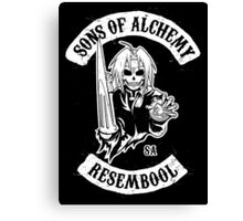Sons of Alchemy Canvas Print