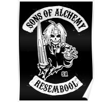 Sons of Alchemy Poster