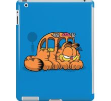 Never on Time iPad Case/Skin