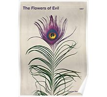 Charles Baudelaire - The Flowers of Evil Poster