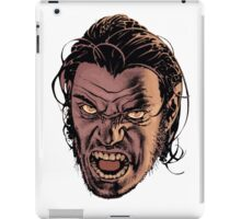 bigby wolf - from fables/ the wolf among us iPad Case/Skin