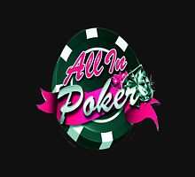 texas holdem poker Women's Tank Top