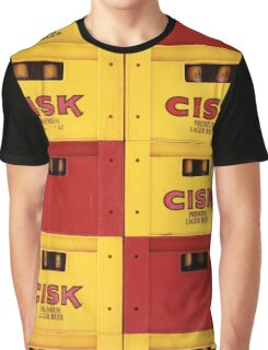 Cisk Graphic T-Shirt