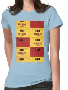 Cisk Womens Fitted T-Shirt