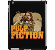 lance pulp fiction iPad Case/Skin