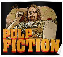 lance pulp fiction Poster
