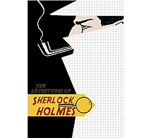 The adventures of sherlock holmes Photographic Print