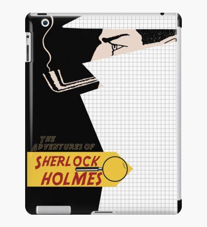 The adventures of sherlock holmes iPad Case/Skin