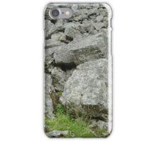 Scree slope iPhone Case/Skin
