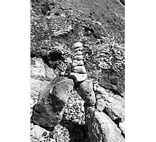 Strength and Spirituality Photographic Print