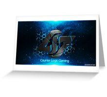 CLG Wallpaper 2 Greeting Card