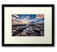 Co. Clare, Ireland Framed Print