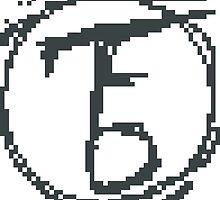 Broken Pixel - The Front Bottoms Logo by ABrokenPixel