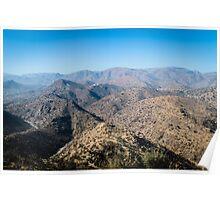 Mountains of the Anti-Atlas Poster