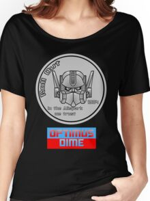 Optimus Dime Women's Relaxed Fit T-Shirt