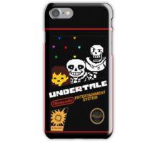 Undertale NES Edition iPhone Case/Skin