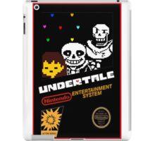 Undertale NES Edition iPad Case/Skin