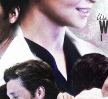 Greys Anatomy - Siblings Sticker