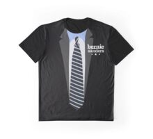 Bernie Tie Shirt - #FEELTHEBERN Fundraising Merchandise Graphic T-Shirt