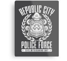 Avatar Republic City Police Force Metal Print