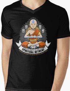 Spiritual Retreat Mens V-Neck T-Shirt