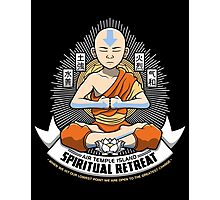 Spiritual Retreat Photographic Print