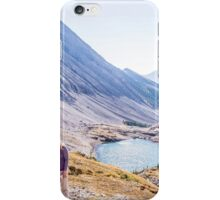 The Girls Over Headwall Lakes iPhone Case/Skin