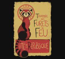 Les Furets de Feu by Adho1982