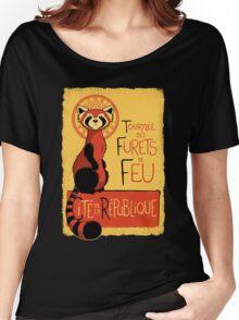 Les Furets de Feu Women's Relaxed Fit T-Shirt