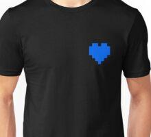 Broken Pixel - Integrity Pixel Heart Unisex T-Shirt