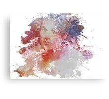 Darren Criss - Watercolor Canvas Print