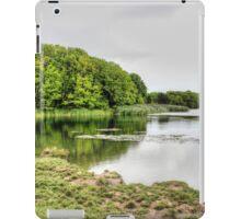 Cosmeston Lake HDR iPad Case/Skin