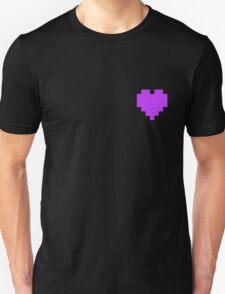 Broken Pixel - Perseverance Pixel Heart Unisex T-Shirt