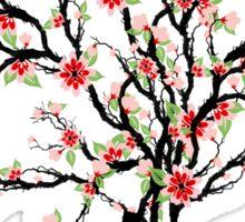 Cherry Blossoms Tree Sticker