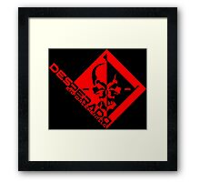 Metal Gear Rising - Desperado Enforcement Framed Print
