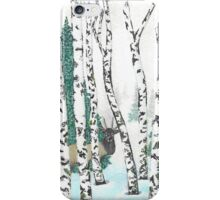 """Winter Buck"" by Jerry ""Doc"" Watson iPhone Case/Skin"