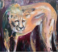 Cheetah by Beth Wold
