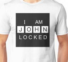 I AM JOHNLOCKED Print Unisex T-Shirt