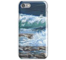 """Surf"" by Jerry ""Doc"" Watson iPhone Case/Skin"