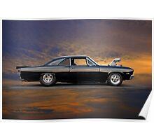 1967 Chevelle 'Super Super' Sport Poster