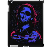 Escape from New York 1997 Japanese iPad Case/Skin