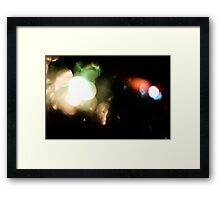Last Lights No. 2 Framed Print