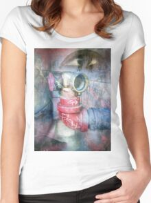 Urban Suburban Women's Fitted Scoop T-Shirt