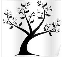 Art Tree Poster