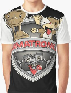 Animatronics Graphic T-Shirt