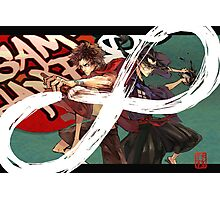 Samurai Champloo - Artwork Photographic Print